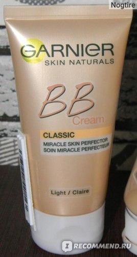 ВВ крем Garnier for Sensitive Skin фото
