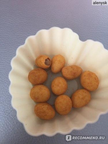 Орешки. Арахис Punch со вкусом чили