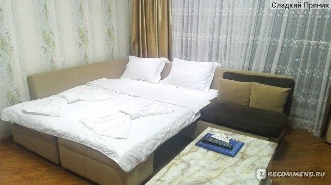 Отель Альбатрос 3*, Грузия, Уреки фото