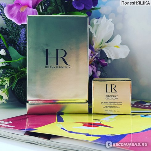 Концентрат Helena Rubinstein Prodigy Cellglow Facial Concentrate фото