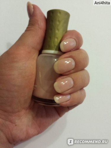 Лак для ногтей ORLY FRENCH MANICURE фото