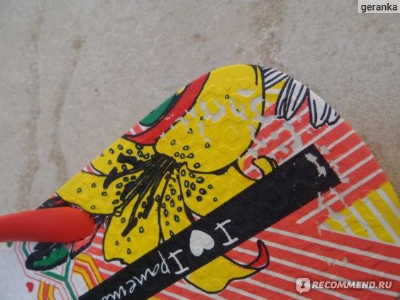 Пляжная обувь Ipanema  фото