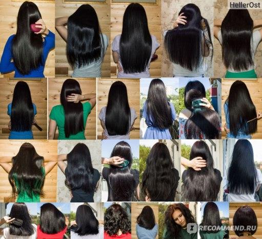 как отрастить волосы 2018