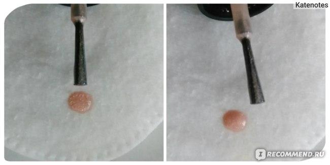 Лак для ногтей Pink up nail lacquer mini фото