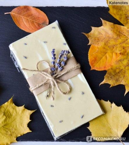 шоколад zephyr с лавандой