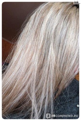 Спрей для волос Ollin SILVER FUSION PERFECT HAIR нейтрализующий фото