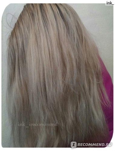 Шампунь-нейтрализатор желтизны Роколор Тоника с эффектом биоламинирования Cool Blond фото