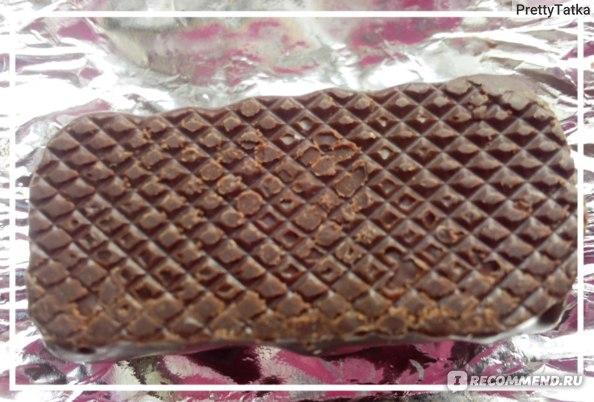 """Конфеты Коммунарка """"Шоколадный стиль с какао-крупкой"""" фото"""