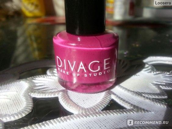 Лак для ногтей DIVAGE Make up studio фото