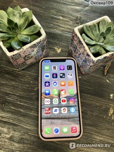 Apple iPhone 12 Pro Max в чехле