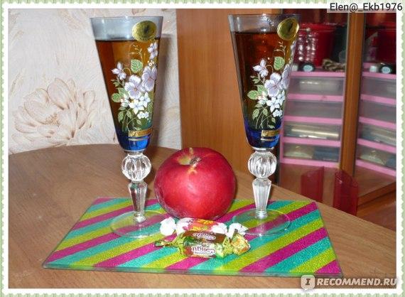 Доска разделочная Fix Price  стеклянная коллекция Kitchen  фото
