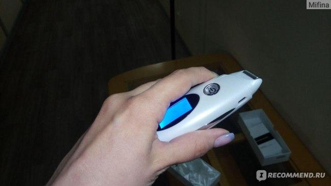 Аппарат для ультразвуковой чистки лица ReadySkin ZX7080 фото