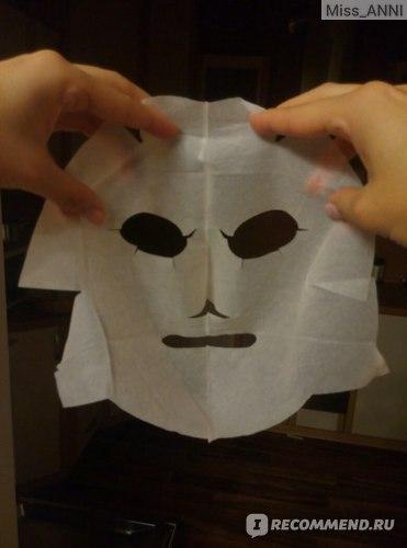 Тканевая маска для лица Missha 3D Bamboo Sheet Mask фото