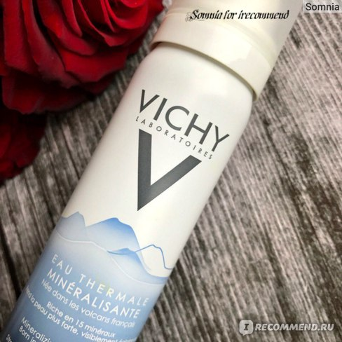 Термальная вода Vichy Thermal SPA Water