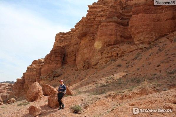 "Чарынский каньон (""Долина замков"") фото"