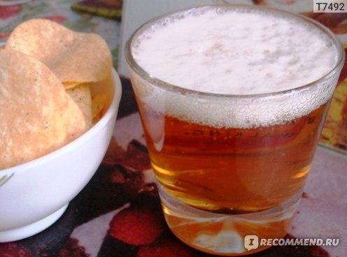 Пиво Волковская Пивоварня IPA фото