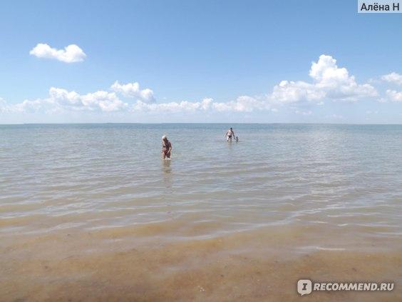Озеро Сиваш  (Украина, Арабатская Стрелка,  Херсонская обл., Генический р-н) фото