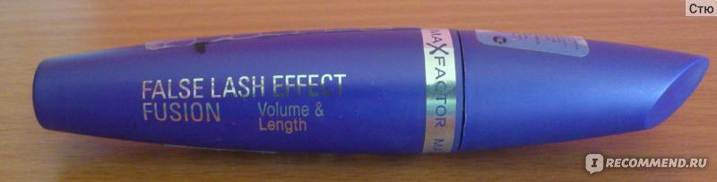 Тушь для ресниц Max Factor False Lash Effect Fusion Volume & Length фото