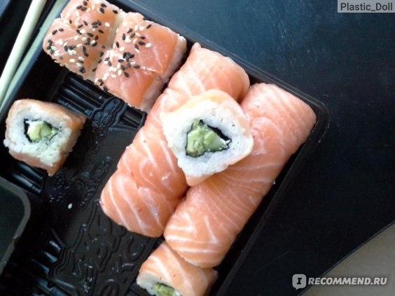 """""""Евразия"""" - сеть ресторанов и суши-баров фото"""