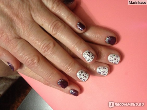 Гель-лак для ногтей CRISLISH Cristina фото