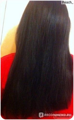 Волосы после использования мыла