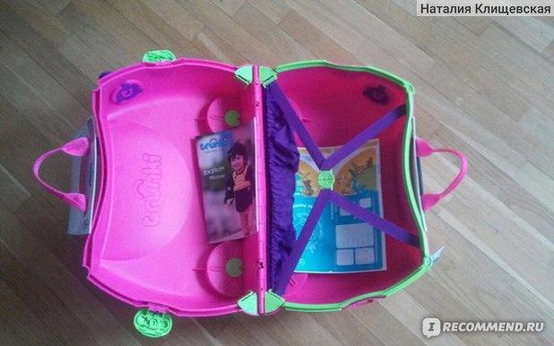 Чемодан  TRUNKI Детский чемоданчик TRUNKI  фото