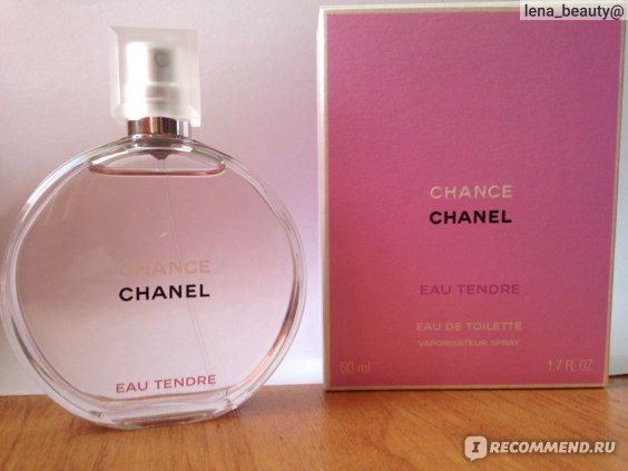 Chanel Chance Eau Tendre фото