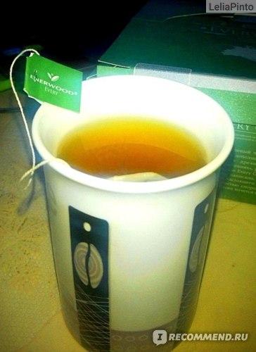 Чай зеленый ENERWOOD EVERY Every Green Китайский со смородиной и грибом рейши фото