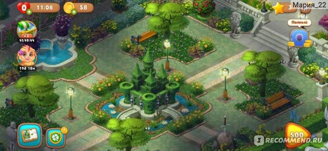 Gardenscapes - New Acres фото
