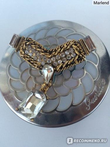 Брошь Aliexpress Big crystal bow copper chain brooches eManco 2016 New promotions High Quality Fashion bijoux Creative fashion jewelry BR02761 фото