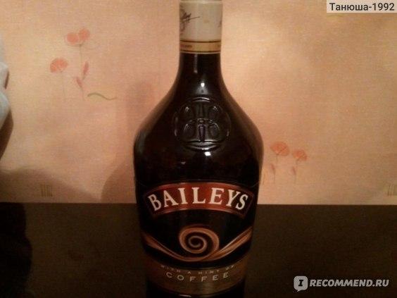 Ликер Baileys Irish Cream Coffee фото