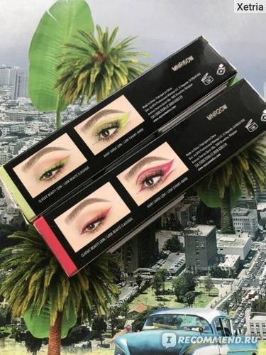 Подводка для глаз NYX Professional Makeup Vivid brights Escape фото