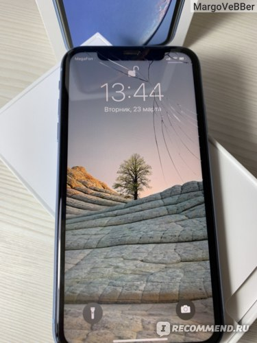 Смартфон Apple iPhone XR фото