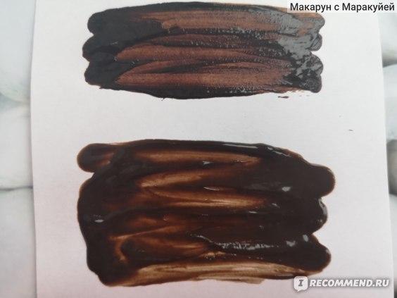 Сравнение Шоколада и Мокко