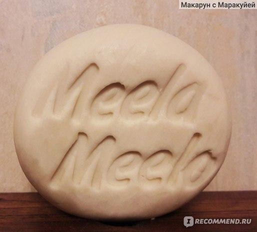 Твердый шампунь Meela Meelo Кокос для волос. Пышность и блеск фото