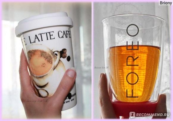 и Термокружка Paperproducts Design Café Latte, 300 мл