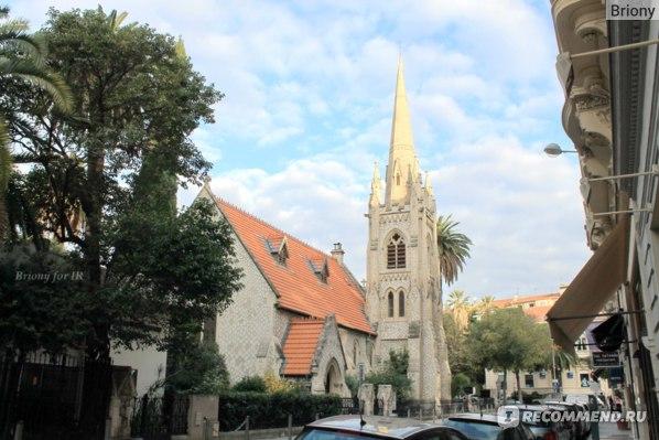 Протестантская церковь Ниццы