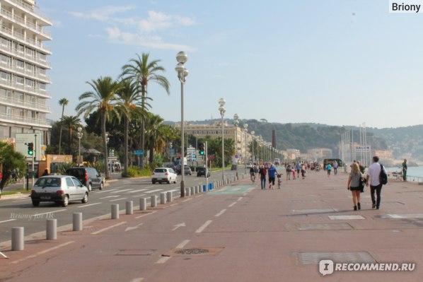 Ницца, Франция фото