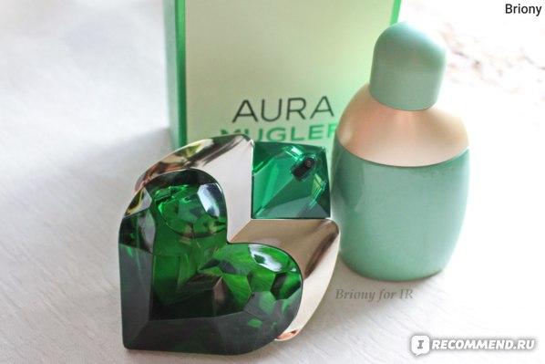 Aura Thierry Mugler и Eden Cacarel