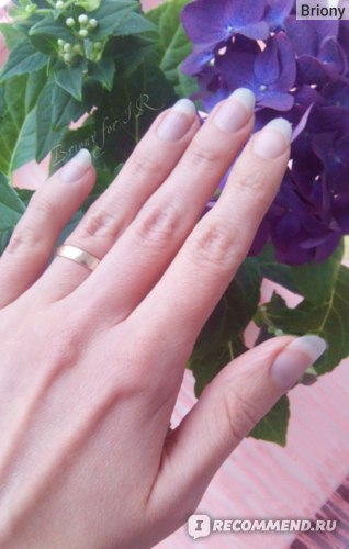 Рост ногтей за месяц