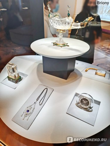 Выставка Cartier и шедевры Эрмитажа