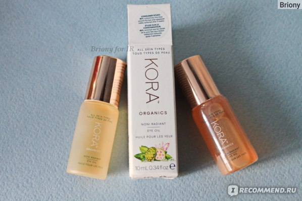 Масло для кожи вокруг глаз KORA Organics Noni Radiant Eye Oil