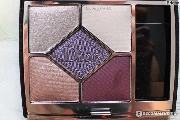 Dior Couleurs Couture 159 Plum Tulle - Сливовый тюль - отзыв