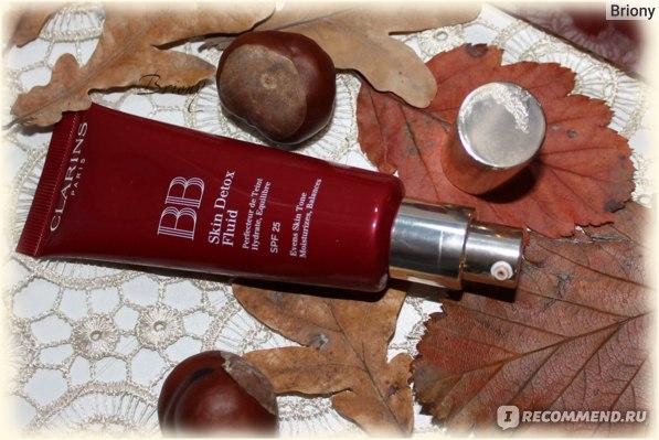 BB крем Clarins Skin Detox Fluid фото