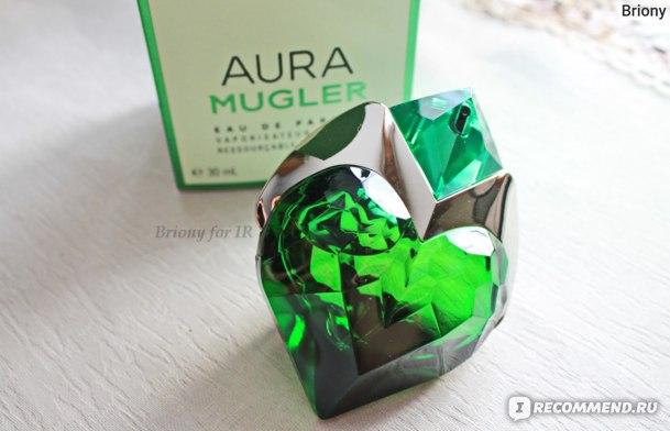 Aura Thierry Mugler - отзыв