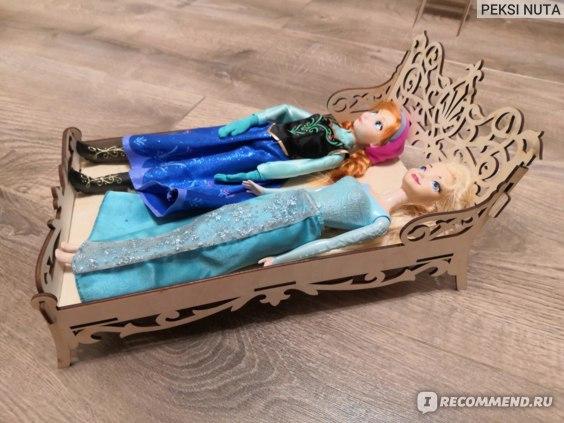 Куклы вмещаются лёжа