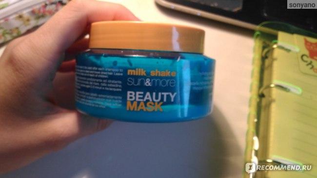 Маска для волос Milk_shake SUN & MORE Beauty Mask фото