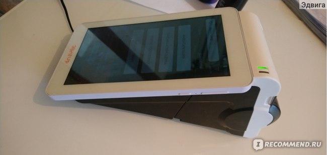 Онлайн-касса Эвотор 7.2 фото