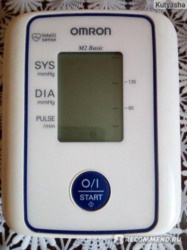 Тонометр автоматический Omron M2 Basic фото