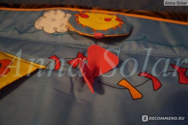 Бантик на воздушном змее